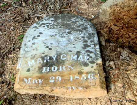 MAY, MARY C - Cleveland County, Arkansas | MARY C MAY - Arkansas Gravestone Photos