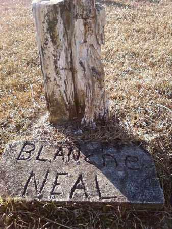 NEAL, BLANCHE - Cleveland County, Arkansas   BLANCHE NEAL - Arkansas Gravestone Photos