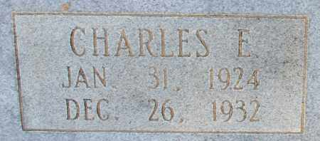 NEAL, CHARLES E (CLOSE UP) - Cleveland County, Arkansas   CHARLES E (CLOSE UP) NEAL - Arkansas Gravestone Photos