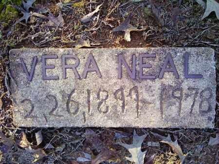 NEAL, VERA - Cleveland County, Arkansas   VERA NEAL - Arkansas Gravestone Photos