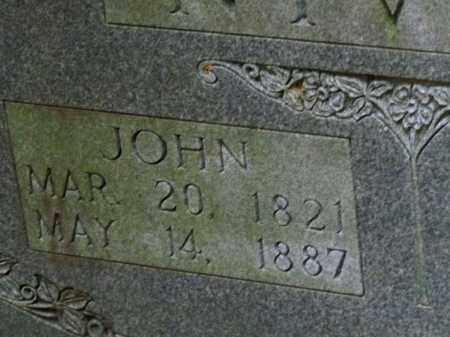 NIVEN, JOHN (CLOSE UP) - Cleveland County, Arkansas | JOHN (CLOSE UP) NIVEN - Arkansas Gravestone Photos