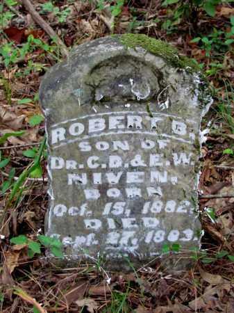 NIVEN, ROBERT B - Cleveland County, Arkansas | ROBERT B NIVEN - Arkansas Gravestone Photos