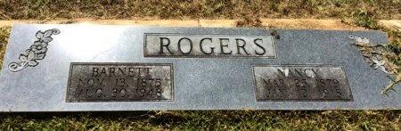 ROGERS, BARNETT - Cleveland County, Arkansas | BARNETT ROGERS - Arkansas Gravestone Photos