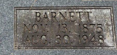 ROGERS, BARNETT (CLOSEUP) - Cleveland County, Arkansas | BARNETT (CLOSEUP) ROGERS - Arkansas Gravestone Photos
