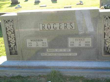 ROGERS, EUNICE - Cleveland County, Arkansas | EUNICE ROGERS - Arkansas Gravestone Photos