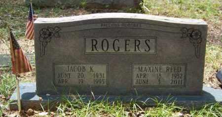 ROGERS, JACOB K - Cleveland County, Arkansas | JACOB K ROGERS - Arkansas Gravestone Photos