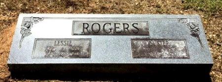 ROGERS, LESSIE - Cleveland County, Arkansas | LESSIE ROGERS - Arkansas Gravestone Photos