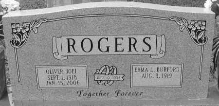 ROGERS, OLIVER JOEL - Cleveland County, Arkansas   OLIVER JOEL ROGERS - Arkansas Gravestone Photos