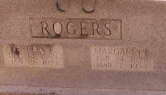 ROGERS, VERBONK - Cleveland County, Arkansas | VERBONK ROGERS - Arkansas Gravestone Photos