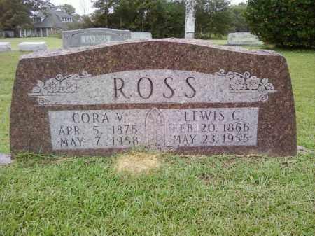 ROSS, LEWIS C - Cleveland County, Arkansas | LEWIS C ROSS - Arkansas Gravestone Photos