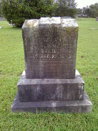 ROSS, MARY W - Cleveland County, Arkansas | MARY W ROSS - Arkansas Gravestone Photos