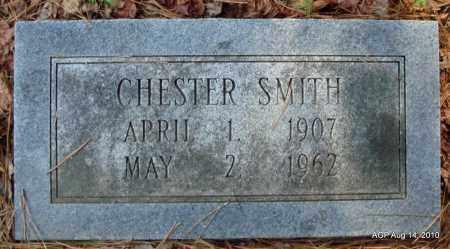 SMITH, CHESTER - Cleveland County, Arkansas   CHESTER SMITH - Arkansas Gravestone Photos