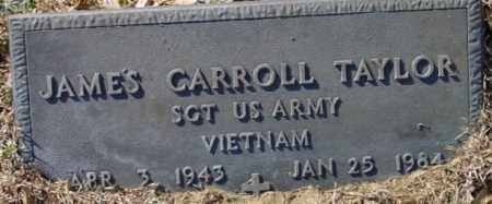 TAYLOR, JAMES CARROLL - Cleveland County, Arkansas   JAMES CARROLL TAYLOR - Arkansas Gravestone Photos