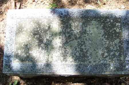 WALKER, JOHN FLETCHER - Cleveland County, Arkansas | JOHN FLETCHER WALKER - Arkansas Gravestone Photos