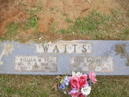"WATTS, WILLIAM M ""BILL"" - Cleveland County, Arkansas | WILLIAM M ""BILL"" WATTS - Arkansas Gravestone Photos"