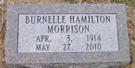 WILSON, BURNELLE MORRISON - Cleveland County, Arkansas | BURNELLE MORRISON WILSON - Arkansas Gravestone Photos