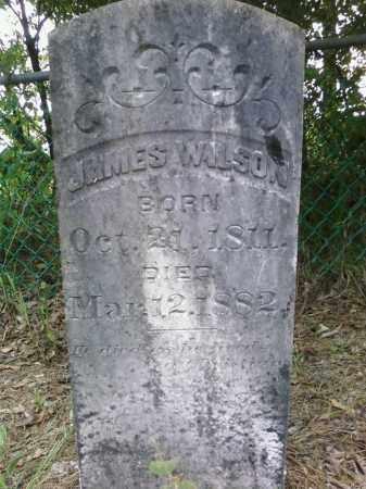 WILSON, JAMES - Cleveland County, Arkansas | JAMES WILSON - Arkansas Gravestone Photos