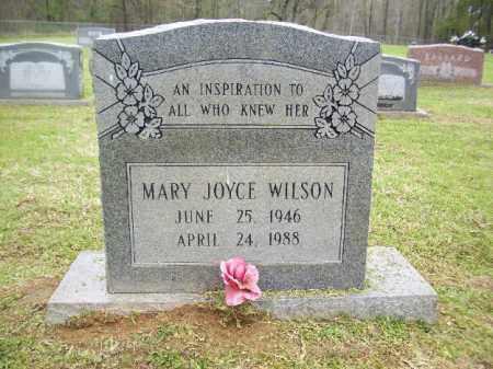 WILSON, MARY JOYCE - Cleveland County, Arkansas | MARY JOYCE WILSON - Arkansas Gravestone Photos