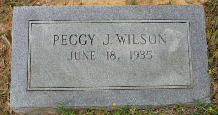 WILSON, PEGGY JUNE - Cleveland County, Arkansas | PEGGY JUNE WILSON - Arkansas Gravestone Photos