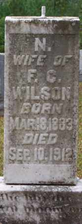 WILSON, PENELOPE - Cleveland County, Arkansas | PENELOPE WILSON - Arkansas Gravestone Photos