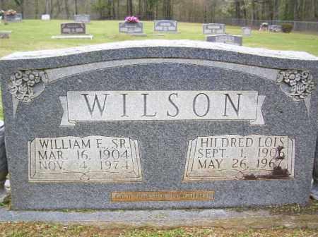 WILSON, HILDRED LOIS - Cleveland County, Arkansas   HILDRED LOIS WILSON - Arkansas Gravestone Photos