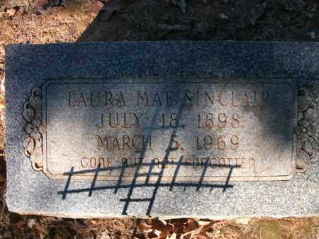 SINCLAIR, LAURA MAE - Cleveland County, Arkansas | LAURA MAE SINCLAIR - Arkansas Gravestone Photos