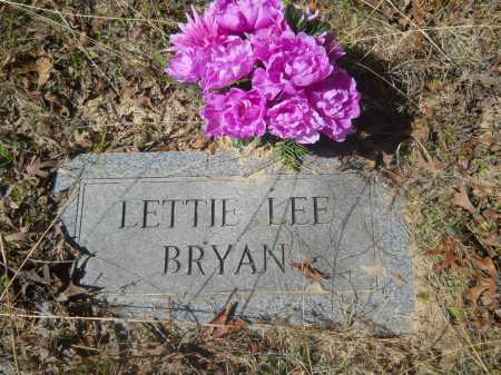 BRYAN, LETTIE - Columbia County, Arkansas | LETTIE BRYAN - Arkansas Gravestone Photos