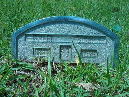 BURRIS, ALLEN - Columbia County, Arkansas | ALLEN BURRIS - Arkansas Gravestone Photos