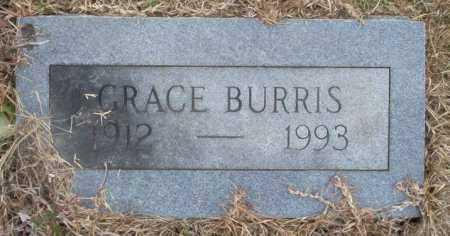 BURRIS, GRACE - Columbia County, Arkansas | GRACE BURRIS - Arkansas Gravestone Photos