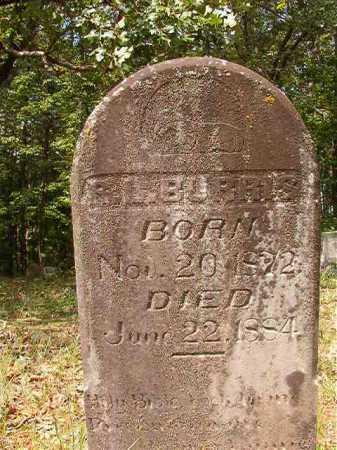 BURRIS, R L - Columbia County, Arkansas   R L BURRIS - Arkansas Gravestone Photos