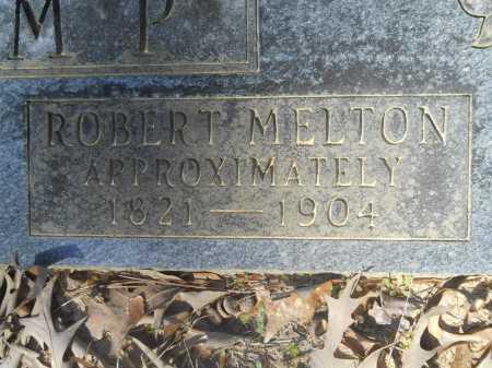 CAMP, ROBERT MELTON (CLOSEUP) - Columbia County, Arkansas   ROBERT MELTON (CLOSEUP) CAMP - Arkansas Gravestone Photos