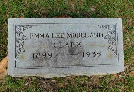 CLARK, EMMA LEE - Columbia County, Arkansas | EMMA LEE CLARK - Arkansas Gravestone Photos