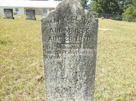 CLARK, MARY L - Columbia County, Arkansas | MARY L CLARK - Arkansas Gravestone Photos