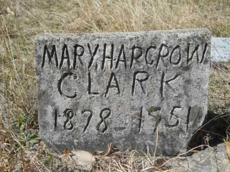 CLARK, MARY - Columbia County, Arkansas | MARY CLARK - Arkansas Gravestone Photos