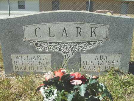 CLARK, ADA - Columbia County, Arkansas | ADA CLARK - Arkansas Gravestone Photos