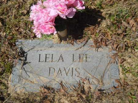 DAVIS, LELA - Columbia County, Arkansas | LELA DAVIS - Arkansas Gravestone Photos