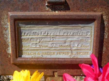 EASTERLING, MILDRED - Columbia County, Arkansas   MILDRED EASTERLING - Arkansas Gravestone Photos