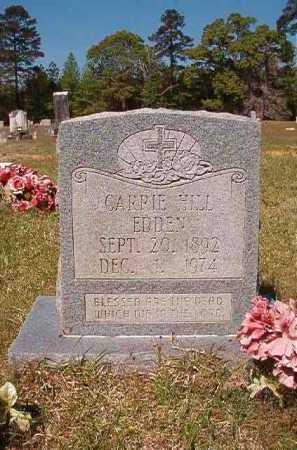 HILL EDDEN, CARRIE - Columbia County, Arkansas   CARRIE HILL EDDEN - Arkansas Gravestone Photos