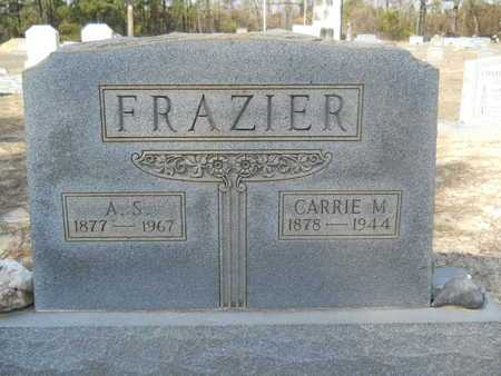 FRAZIER, CARRIE MOZELLE - Columbia County, Arkansas | CARRIE MOZELLE FRAZIER - Arkansas Gravestone Photos