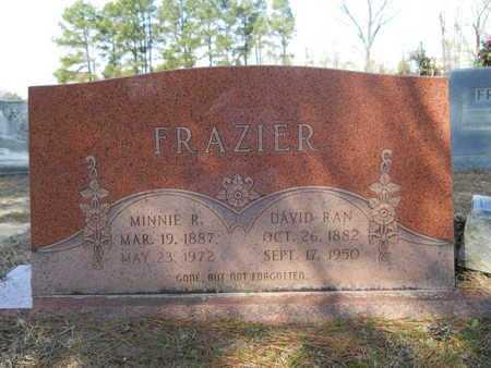 FRAZIER, DAVID RAN - Columbia County, Arkansas | DAVID RAN FRAZIER - Arkansas Gravestone Photos