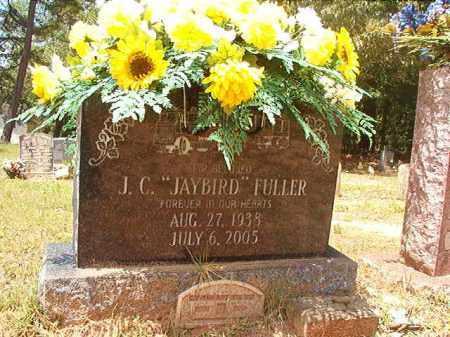 "FULLER, J C ""JAYBIRD"" - Columbia County, Arkansas   J C ""JAYBIRD"" FULLER - Arkansas Gravestone Photos"
