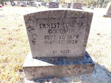 GOODWIN, ERNEST EUGENE - Columbia County, Arkansas | ERNEST EUGENE GOODWIN - Arkansas Gravestone Photos