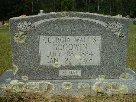 GOODWIN, GEORGIA - Columbia County, Arkansas | GEORGIA GOODWIN - Arkansas Gravestone Photos