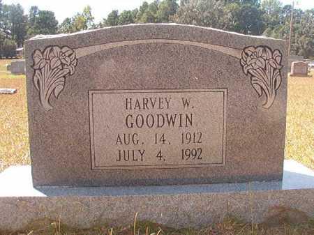 GOODWIN, HARVEY W - Columbia County, Arkansas   HARVEY W GOODWIN - Arkansas Gravestone Photos