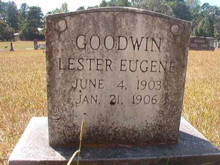 GOODWIN, LESTER EUGENE - Columbia County, Arkansas   LESTER EUGENE GOODWIN - Arkansas Gravestone Photos