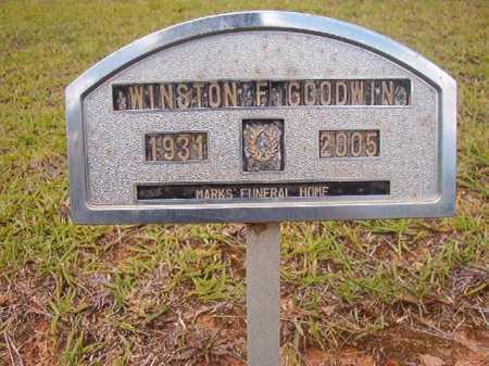 GOODWIN, WINSTON F - Columbia County, Arkansas   WINSTON F GOODWIN - Arkansas Gravestone Photos