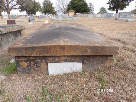 HARRINGTON, ANDREW JACKSON (CLOSEUP) - Columbia County, Arkansas   ANDREW JACKSON (CLOSEUP) HARRINGTON - Arkansas Gravestone Photos