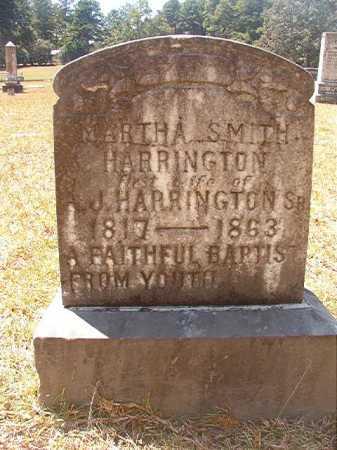 HARRINGTON, MARTHA - Columbia County, Arkansas | MARTHA HARRINGTON - Arkansas Gravestone Photos