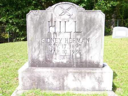 HILL, SIDNEY HERMAN - Columbia County, Arkansas | SIDNEY HERMAN HILL - Arkansas Gravestone Photos