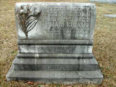 JORDAN, EFFIE - Columbia County, Arkansas   EFFIE JORDAN - Arkansas Gravestone Photos